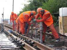 Diamond Drilling- Rail
